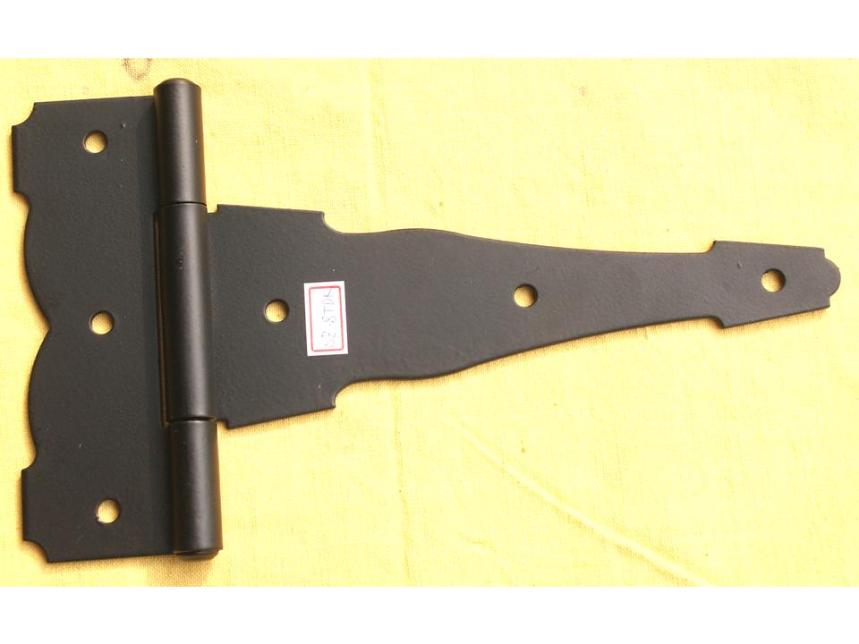 "SZ-8TDK 8""DECORATIVE HEAVY T HINGE"